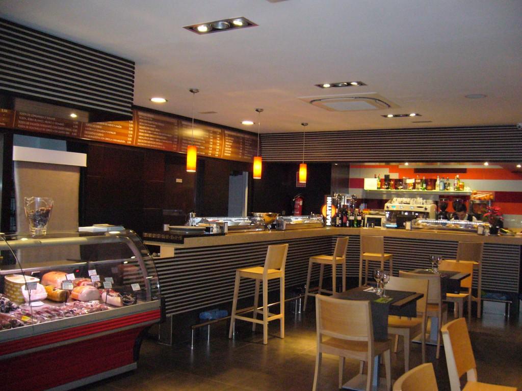 Reforma de restaurante levin arquitectura for Restaurante arquitectura